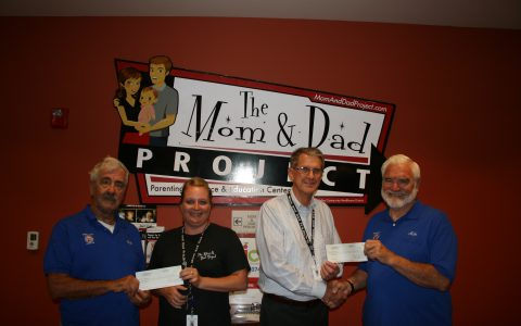 The Mom & Dad Project receives Elks National Foundation Grant!